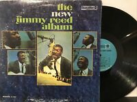 Jimmy Reed – The New Jimmy Reed Album LP 1966 Bluesway – BL-6004 VG/VG