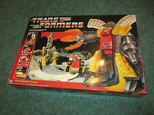 New Vintage Transformers Original G1 Omega Supreme Complete in Box