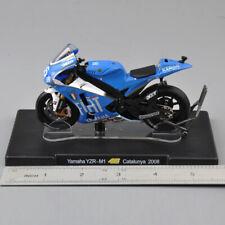 IXO-Altaya 1/18 Yamaha YZR-M1 Catalunya 2008 VALENTINO ROSSI Motorbike Toy Gift