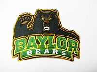 LOT OF (1) BAYLOR BEARS UNIVERSITY PATCH PATCHES ITEM # 135