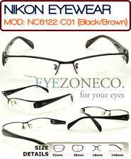 [EyezoneCo] NIKON Titanium DURATITAN Eyeglass NC6122-C1