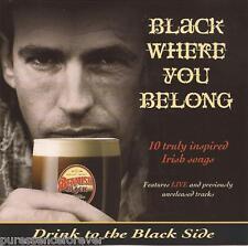 V/A - Beamish Black: Black Where You Belong (UK Beamish Excl 10 Tk CD Album)