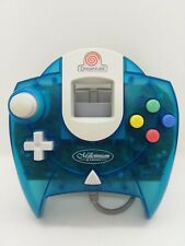 Dreamcast Controller Millennium 2000 Limited Edition Clear Blue Sega Official