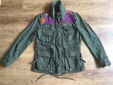 Superdray Limited Edition Aztec Jacket Size: M British Design.