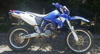 Yamaha wr426f wrecking/parting out, 2001. Suit wr400f.