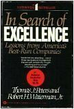 In Search of Excellence: Lessons from Americas Best-Run Companies by Thomas J.