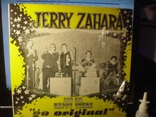 JERRY ZAHARA POLKA LP ON BEL AIRE 4055..GO ORIGINAL..VG +