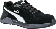 Puma Airtwist Low S3 black composite toe/midsole work safety trainers shoes