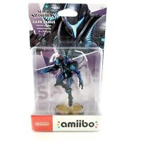 Nintendo Amiibo Dark Samus Super Smash Bros Figure Brand New Factory Sealed
