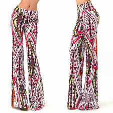 Unbranded Flared Harem Trousers for Women