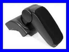 VW GOLF MK5 V MK6 VI JETTA EOS PLUS SCIROCCO CENTRE ARMREST BLACK LEATHERETTE