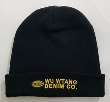 Vintage Wu Tang Clan x Loud Records Beanie Stocking Hat Cap 90s Hip Hop Rap Tee