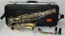 Selmer AS-400 Alto Sax Saxophone w/Mouthpiece, Neck & Case AS400 Exc Condition!