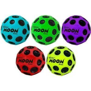 Waboba Moon Bouncy Ball - Kids Toy Fun Bounce  Free UK P&P