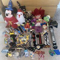 Huge Bundle Joblot Figures Toys Boys Girls - Disney, LEGO, Soft Toys, Trains +