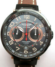 Russian Chronograph POLJOT AVIATOR Hi-Tech  Mechanical A 3133   №007/300