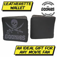 THE GOONIES WALLET -  Retro Funky For Him Coin Cash Money Purse - CLASSIC FILM