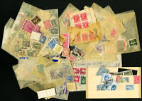 Italy 700+ Unsearched Early Vintage Revenues Stamp Collection