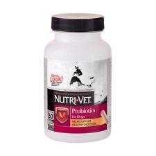 Nutri-Vet Probiotics for Dogs 60 Capsules