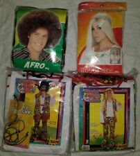 Adult Couples Hippie Costumes, Women Mens One Size Fits Most Forum