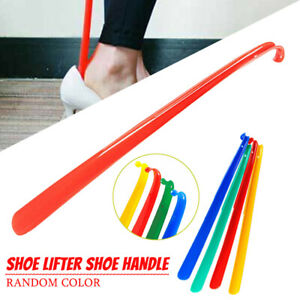 Shoe Horn Extra Long Plastic Shoe Boot Remover Mobility Aid Easily Slip On 59cm