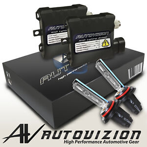 Auto Xenon Headlight Fog Light HID Kit 28000LM for Honda Fit Insight Pilot