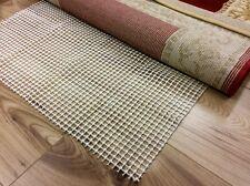 Non Slip Rug Gripper Anti Slip Underlay Mat LARGE 160x230cm for All Hard Floors