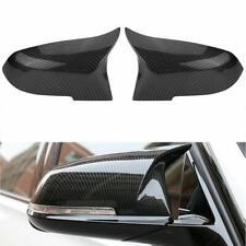 Carbon FIber Mirror Cover Cap For BMW F20 F21 F87 M2 F23 F30 F36 X1 E84 M4 Style