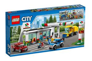 LEGO 60132 City Service Station  BRAND NEW