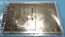 "Hitachi TX20D16VM2BAB Rev A 8"" Widescreen Genuine Hitachi"