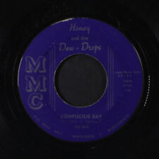 HONEY & DEW-DROPS: Come My Little Baby / Confucius Baby 45 (wol) Oldies