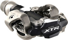 SHIMANO XTR PD-M9000 XC Race SPD PEDALE PEDAL inkl.CLEATS MOUNTAIN BIKE MTB 310g