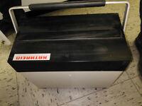Kathrein Antennenmessgerät MFK 50 Messgerät Meßempfänger NEUWARE Sammler Museum