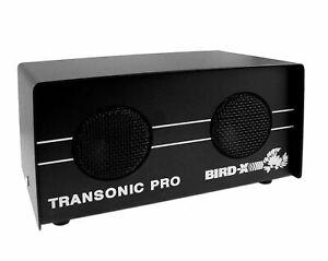 Bird-X Transonic PRO Commercial Quality Ultrasonic Pest Repeller 2-PACK Repel Ro