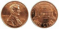 2000 P & D UNCIRCULATED PLUS 2000-S PROOF LINCOLN CENTS (3 COINS)