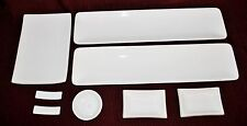 New Porcelain Sushi White Serving Dishes from Pier 1 Imports