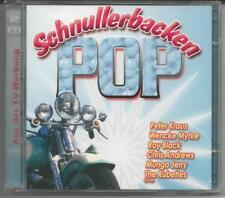 Schnullerbacken Pop - 2 CD NEU - Bibi Johns/Gus Backus/Rocco Granata/Tremeloes