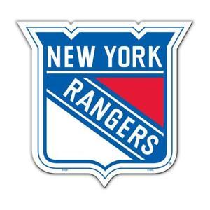 New York Rangers 12 Inch Car Magnet [NEW] NHL Decal Emblem Truck Auto Sticker