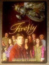 Serie tv Firefly (pregunta antes de comprar!!)