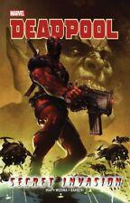 DEADPOOL DANIEL WAY KOLLEKTION 2.Serie (deutsch) HC #1,2,3,4+5 VARIANT-HARDCOVER