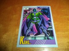 Kang # 81 - 1991 Marvel Universe Series 2 Impel Base Trading Card