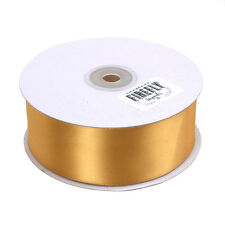 Single Face Satin Ribbon 100% Polyester, 1-1/2-Inch, 50 Yards
