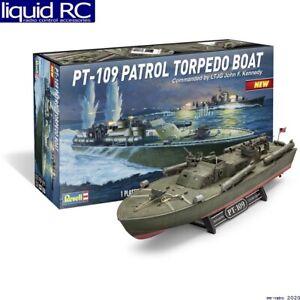 Revell 85-0319 1/72 PT109 Torpedo Boat JFK Plastic Model Kit