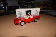1992 Promo Car 1992 Corvette Convertible Special Edition NEW IN BOX