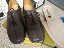 Ladies Hotter Shoes BNIB Size 6 Plum With Extra Insoles