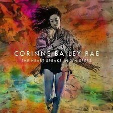 Corinne Bailey Rae - The Heart Speaks in Whispers Brand New CD Digipak