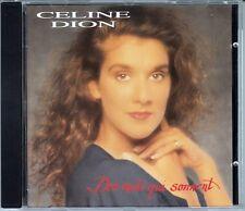 CD ALBUM CELINE DION  *DES MOTS QUI SONNENT*