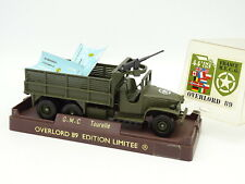 Solido Overlord Militaire Armée 1/50 - GMC Tourelle
