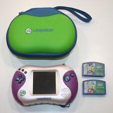 Leapfrog Leappad Explorer w/ Carrying Case PLUS 2 Games