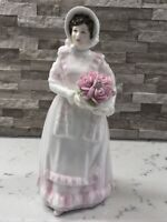 Vtg Royal Doulton Old Country Roses Prototype Figurine VERY RARE!!!